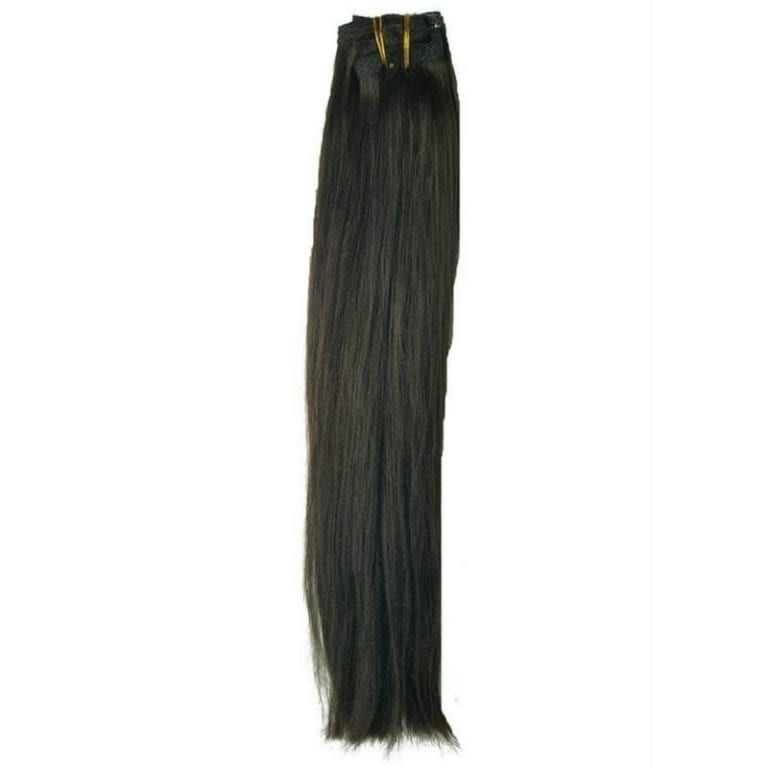 Clip in Extensions Natural Black